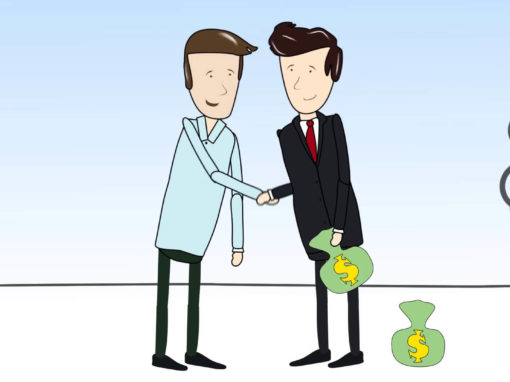 2D анимационный рекламный ролик для компании Address.UA
