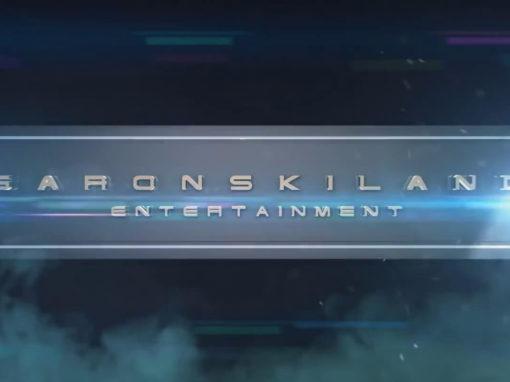 3D анимационный видео логотип для компании Garonskiland Entertainment