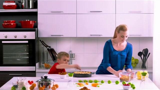 Видео реклама для американского бренда Pyrex
