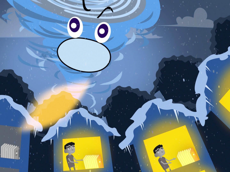 2D анимационный рекламный ролик для компании Gefest