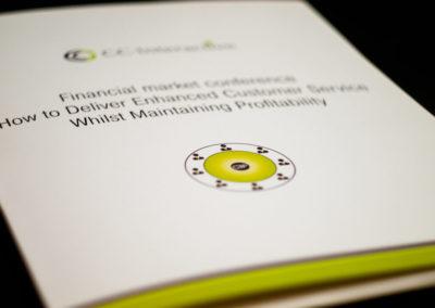 Разработка фирменного стиля организации и логотипов для датской компании CC-Interactive ребрендинг fantastic imago брендиноговое рекламное агенство киев бренд фирменный стиля дизайна лого