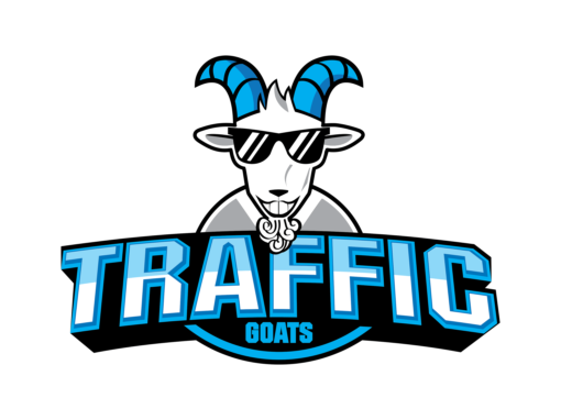Разработка логотипа для американской компании Traffic Goats